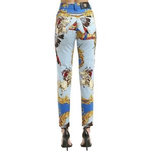 Versace Collectable Vintage Native Americans Jeans